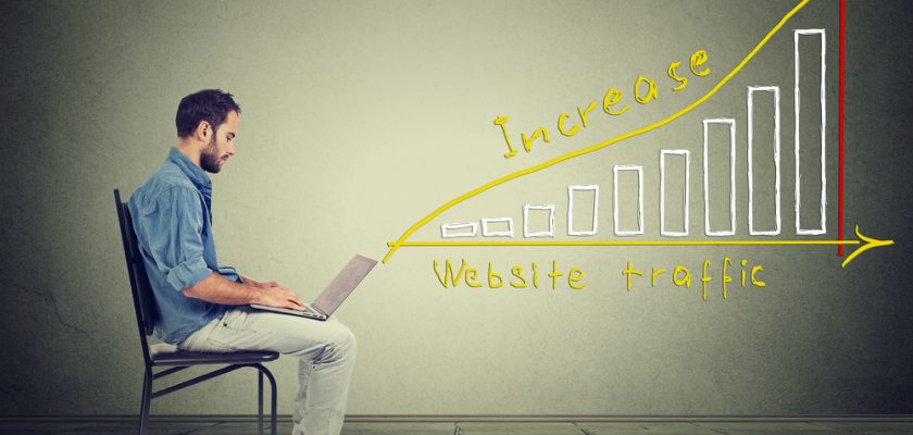 Increase traffic to the website